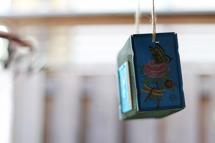 湯布院昭和館の虫かご