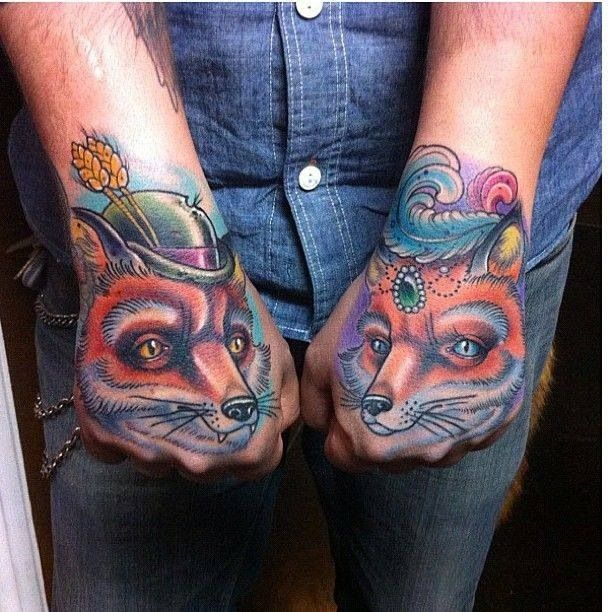 1000 images about foxy fox on pinterest fantastic mr for Silver fox tattoo
