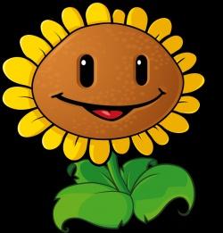 Plants vs Zombies Sunflower