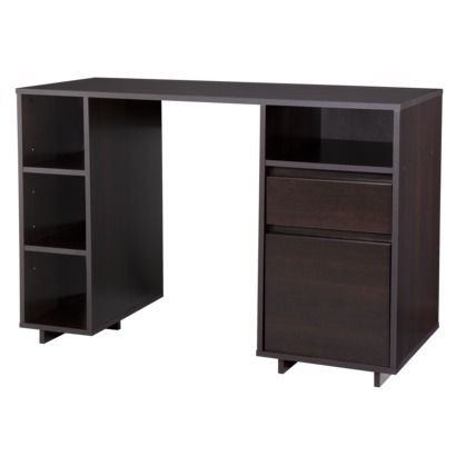 Get standard cheap desk with lots of storage in correct for Cheap nail desk