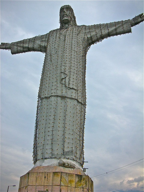 Cristo Rey Cristo Rey, Cali Colombia por PCsAHoot - More Computer Problems en Flickr
