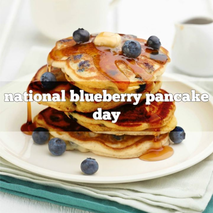Today is National Blueberry Pancake Day!  Blueberries add a freshness to pancakes and nutrients like vitamin K vitamin C manganese and copper. Take a picture of your Sunday Pancake Breakfast and tag us! #FriendlyInspector #NationalHoliday http://ift.tt/2DpgAFp