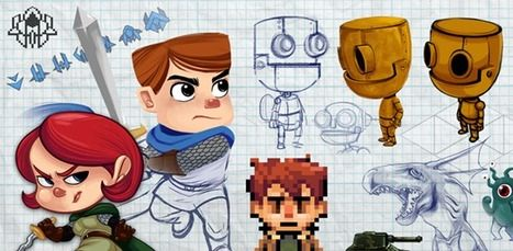 GameSprout: Collaborative Game Design Platform   Play Serious Games   Scoop.it