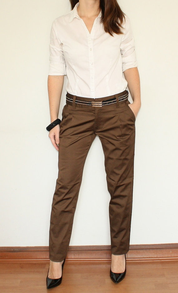Free shipping and returns on Women's Brown Pants & Leggings at neidagrosk0dwju.ga