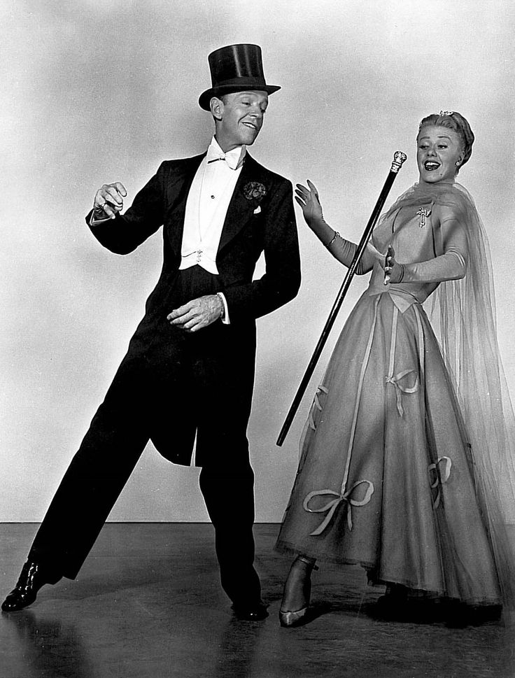 Image result for ginger rogers and fred astaire new years day