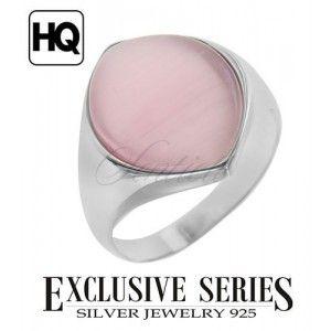 Biżuteria Srebrny pierścionek ze srebra próby 925 - Exclusive Series