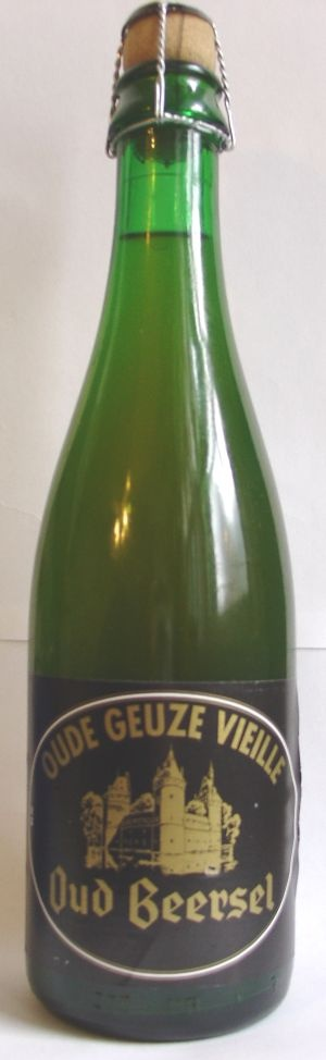 Oud Beersel Oude Geuze Vieille // 6/10