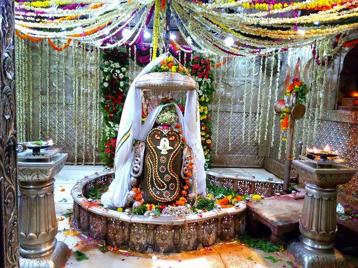 Maha Shivaratri festival is celebrated to gratitude Lord Shiva for protecting the whole world from the Halahala poison Maha Shivaratri celebration performs in a grand manner in Mahakaleshwar Temple, Ujjain, Madhya Pradesh. It is believed to be the holy place of residence of Lord Maha Dev - Shiva.
