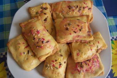 Noi oggi cuciniamo: Pop tarts Fatti in casa