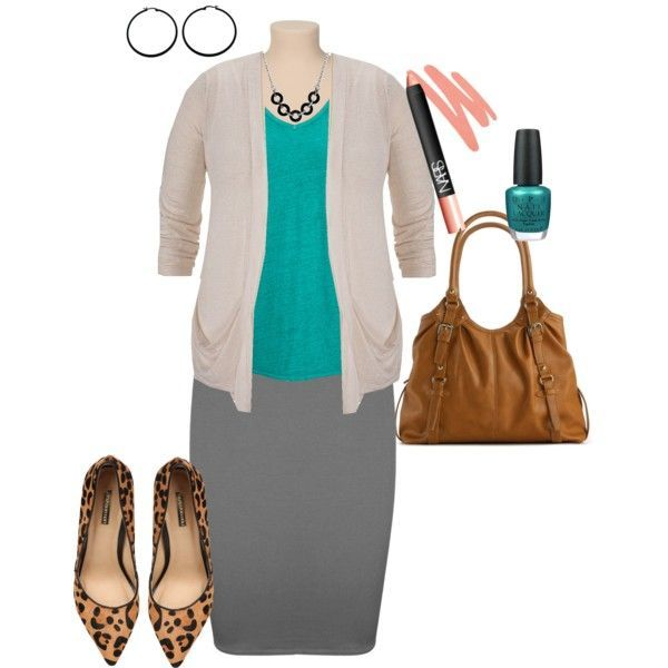 14 plus size spring outfits for the office