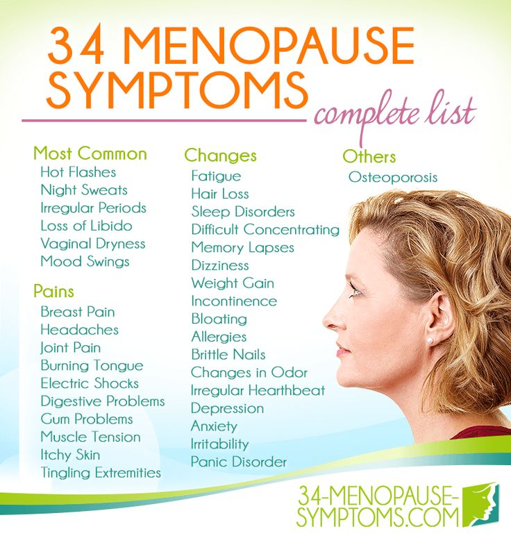 Gain knowledge on how to effectively manage the 34 menopause symptoms by understanding the common signs, causes, and treatments of this natural process.