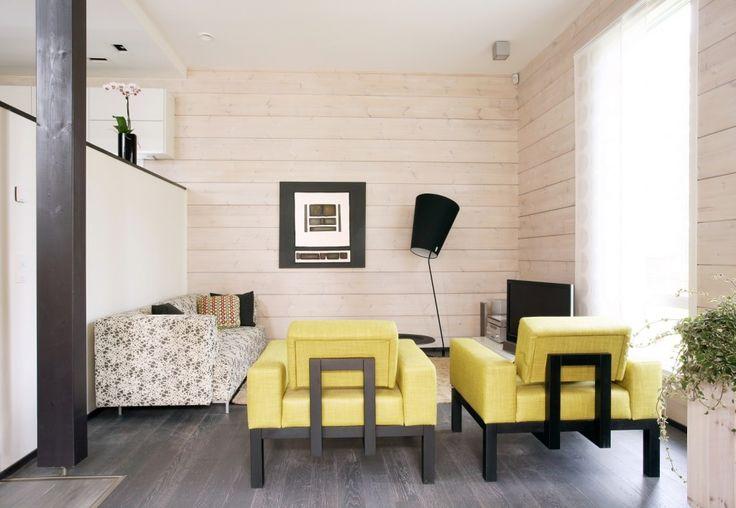 Honka Blockhaus Modell Rock Lounge