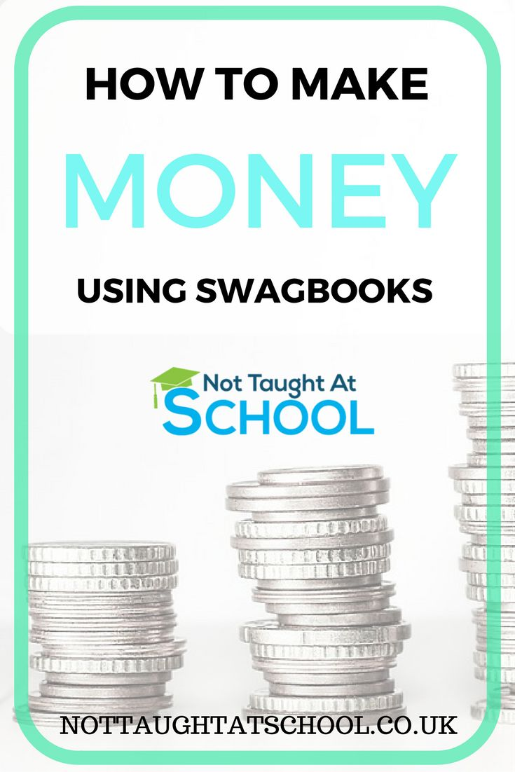 Making money with SwagBucks is easy and simple. I have been a member for a while now and once you get into a routine the SwagBucks add up. You can read our best tips by clicking here.