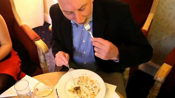 Mrs Cranton's #Pies at The Old Waverley #hotel #Edinburgh.