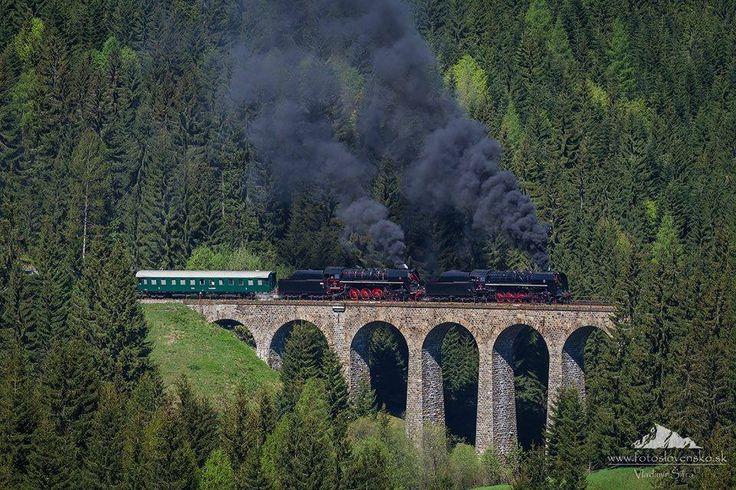 Chmarošský viadukt - Slovakia