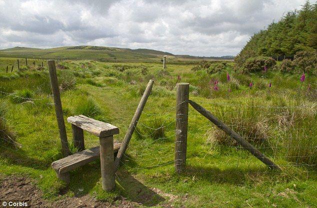 Bodmin Moor, north Cornwall