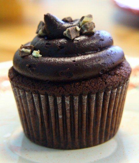 Yumm Cupcake! from Coastal Cupcakes in North Carolina!