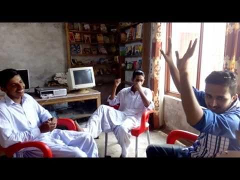 punjabi funny folk songs in Sargodha by Bilal Raza Bilal, Waseem Abbas K...