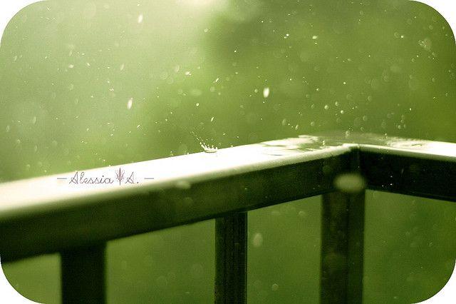 Pioggia Estiva!