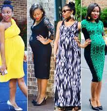 ankara maternity gowns - Google Search