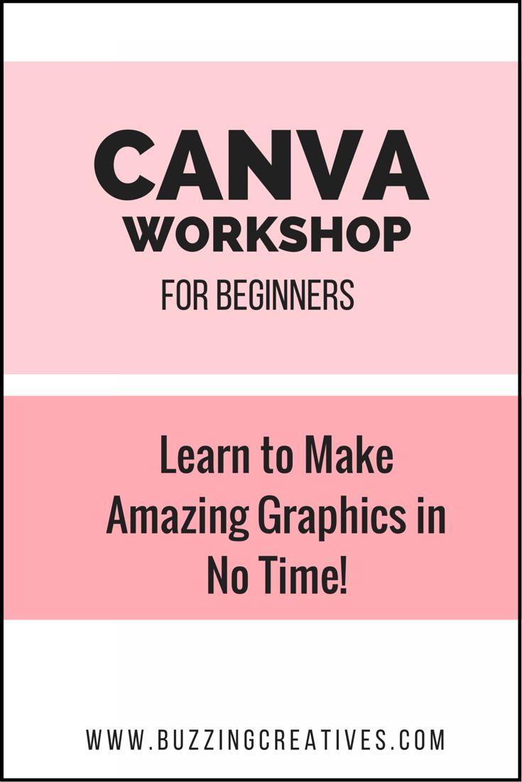 Canva for Beginners Workshop
