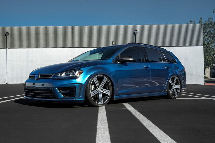 VW Golf Variant TDI - Boden Autohaus