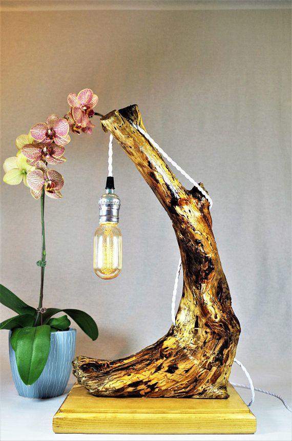 die besten 20 treibholz lampe ideen auf pinterest seil lampe au enlampen und kunst aus treibholz. Black Bedroom Furniture Sets. Home Design Ideas