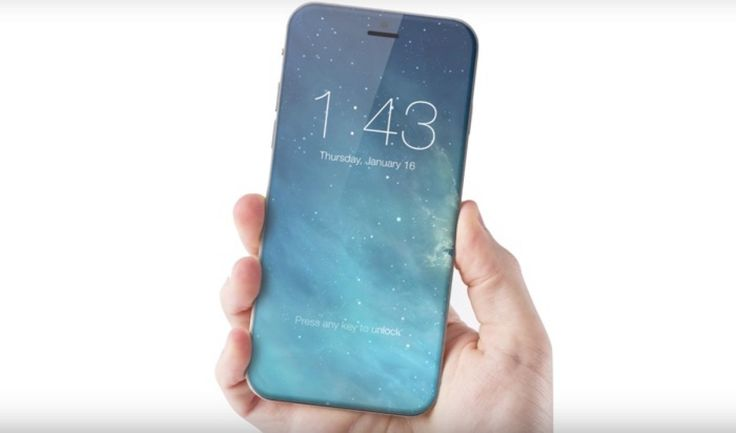 iPhone 8 will finally be waterproof