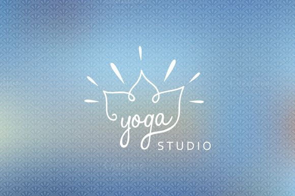 Check out Yoga logo by sonne.on on Creative Market