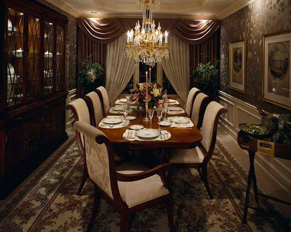 31 best Dining room images on Pinterest Formal dining rooms