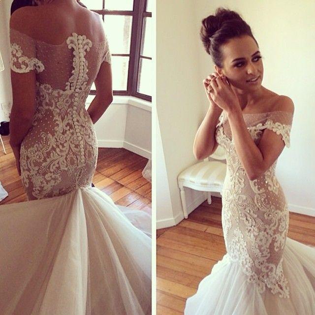 J Aton Couture Hand Made Rebecca Twigley Wedding Dress: Leah Da Gloria, Jaton Couture