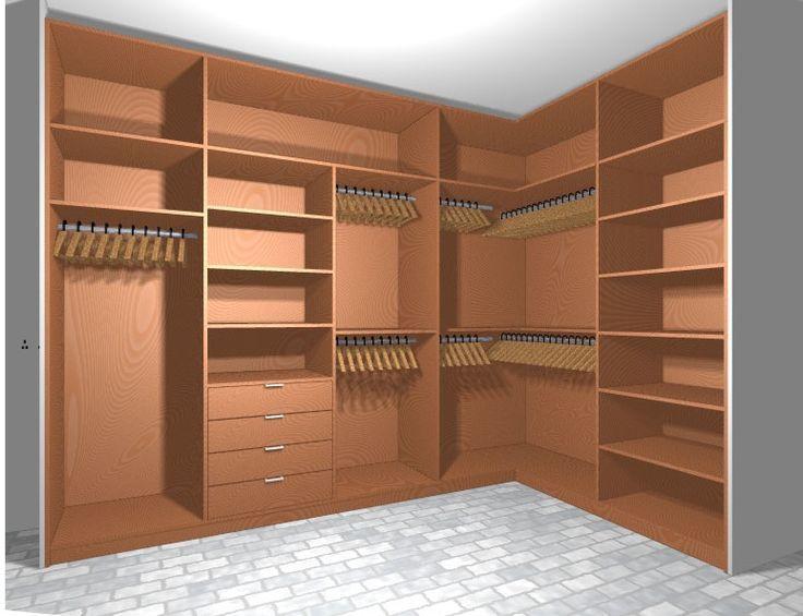 M s de 25 ideas fant sticas sobre armario esquinero en pinterest armario de rinc n armarios - Armarios empotrados esquineros ...