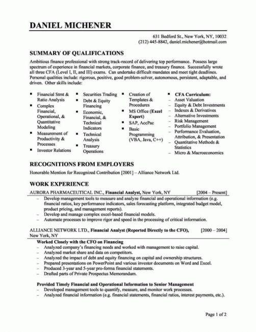 entry level nurse resume template resume pinterest