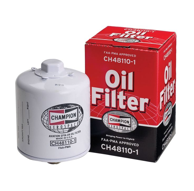 Champion Oil Filter: CH48110-1