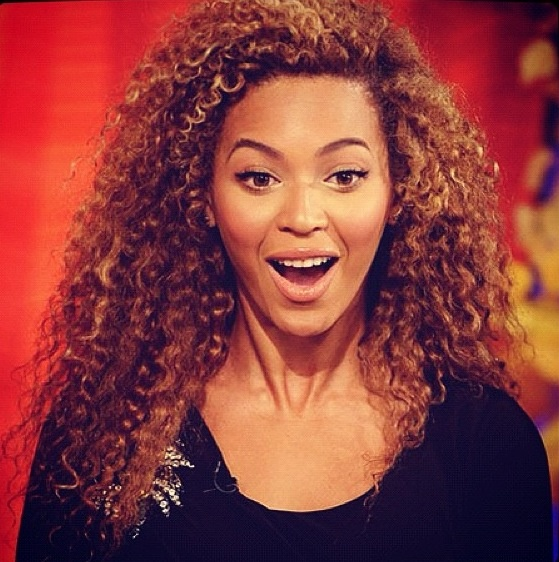 Beyonce I Love Beyonce In 2019 Curly Hair Styles
