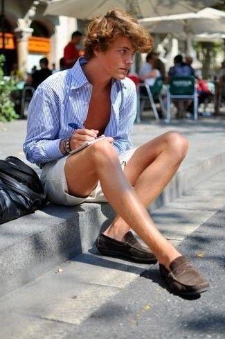 Cómo combinar un mocasín en 2016 (584 formas) | Moda para Hombres