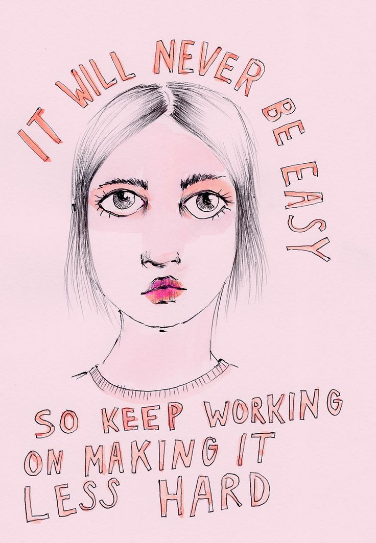 """""""You don't have to have magic unicorn powers. You work at it, and you get better. It's like anything: You sit there and do it every day, and eventually you get good at it.""""  - Kathleen Hanna"""