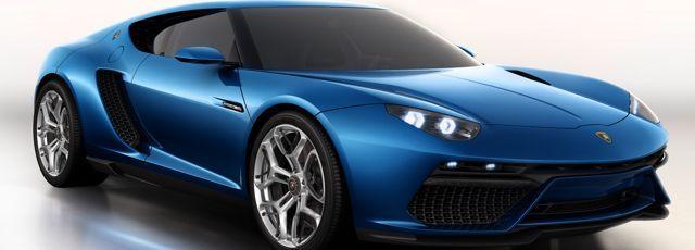 Lamborghini Asterion LPI 910-4, le taureau s'hybride