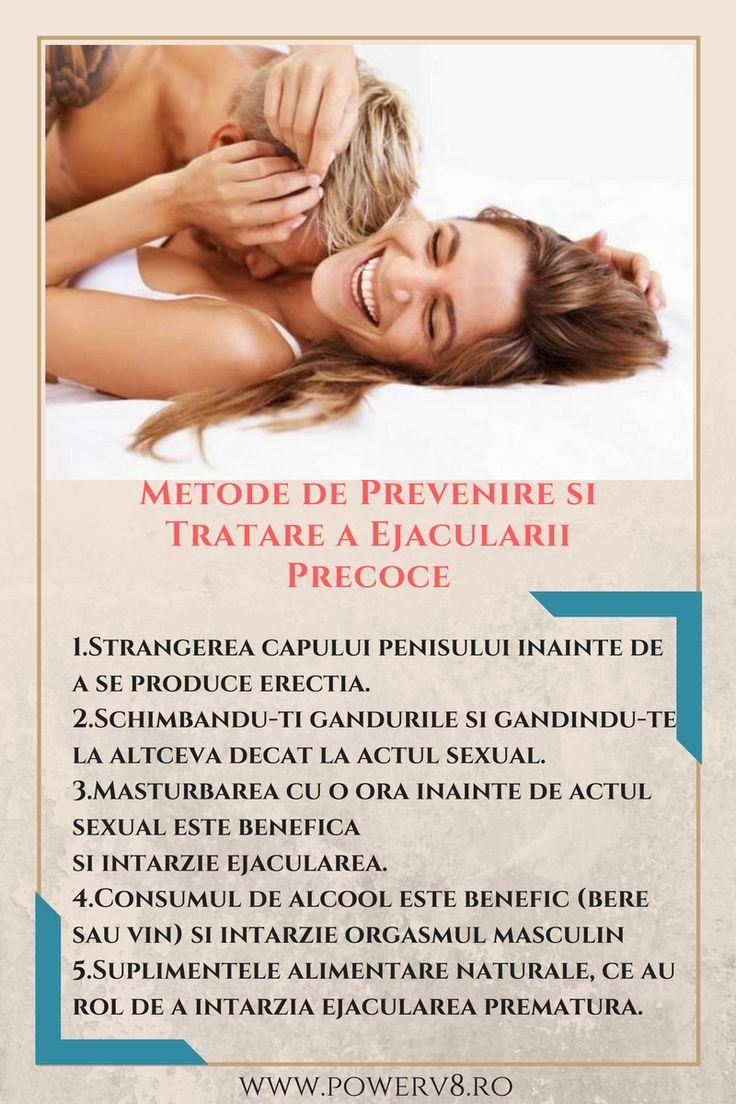 EJACULARE PRECOCE - Metode de prevenire si tratare - EJACULARE PREMATURA - http://powerv8.ro/ejaculare-precoce