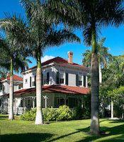 Thomas Edison's Winter Home Fort Myers, Fl