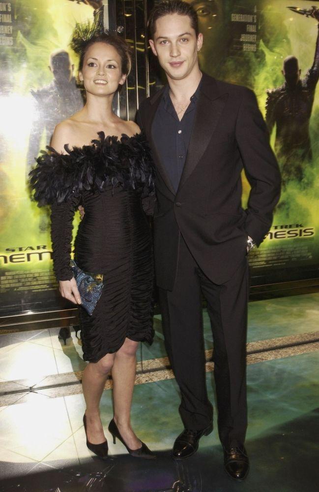 Tom Hardy & Sarah Ward