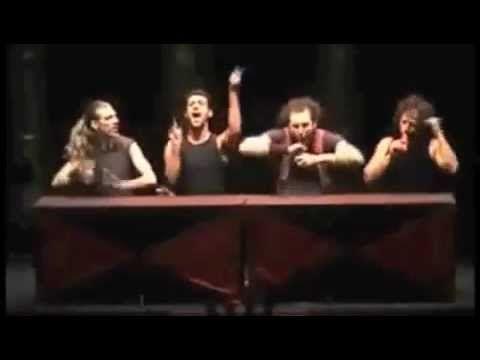 Awesome hand beat - Mayumana - YouTube