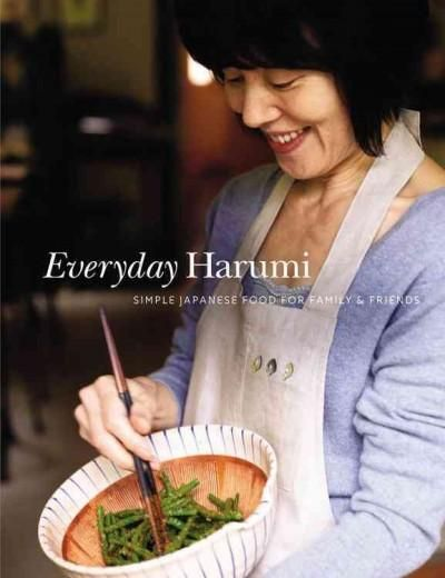 Harumi Kurihara, Japan's most famous cookbook writer, selects her favorite ingredients and presents 70 new home-style recipes for you to make for family and friends. In Everyday Harumi , Harumi Kuriha