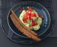 Crema di avocado con pomodori - Tutte le ricette dalla A alla Z - Cucina Naturale - Ricette, Menu, Diete