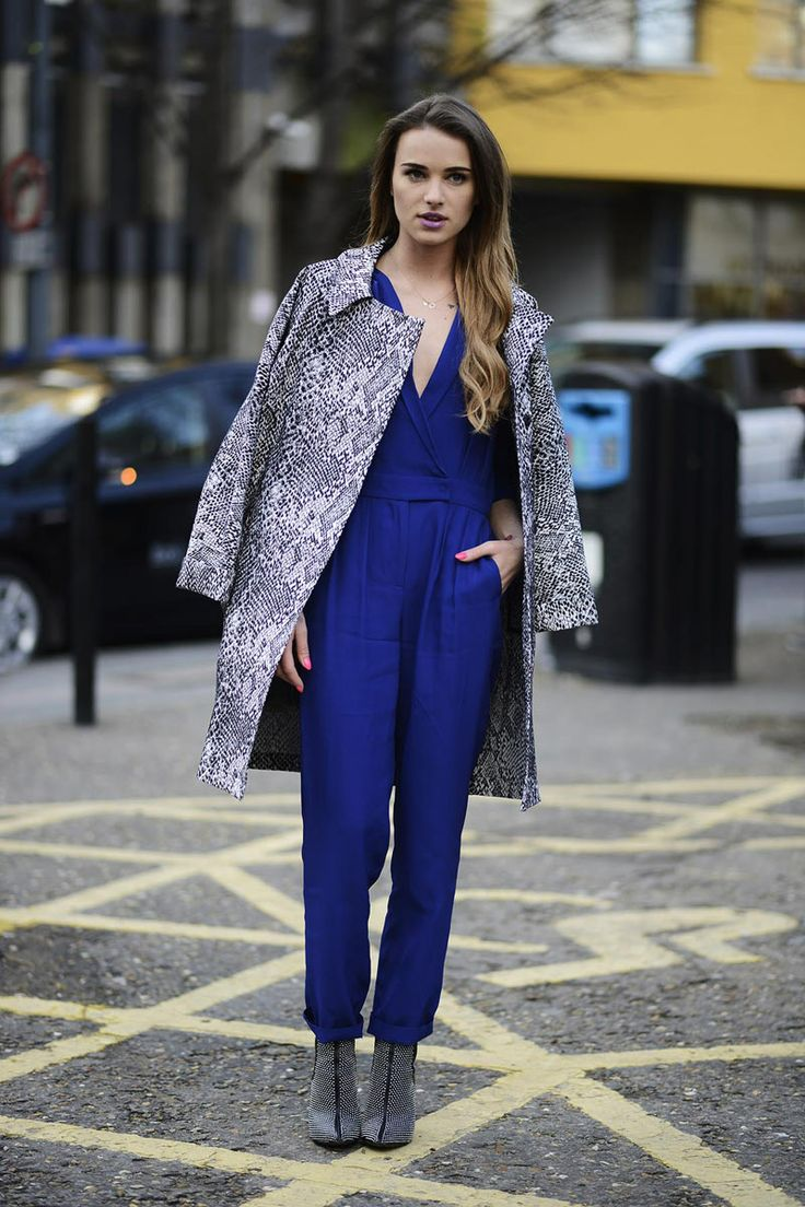 2014 urban fashion trends for women - Street Style London Fashion Week Febrero 2014