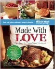 Made With Love: The Meals On Wheels Family Cookbook. Providing more than a million meals a day for seniors across America, Meals On Wheels Association of America is the oldest and largest national organization of its kind. Each sale of Made With Love: The Meals On Wheels Family Cookbook helps to end senior hunger in America.