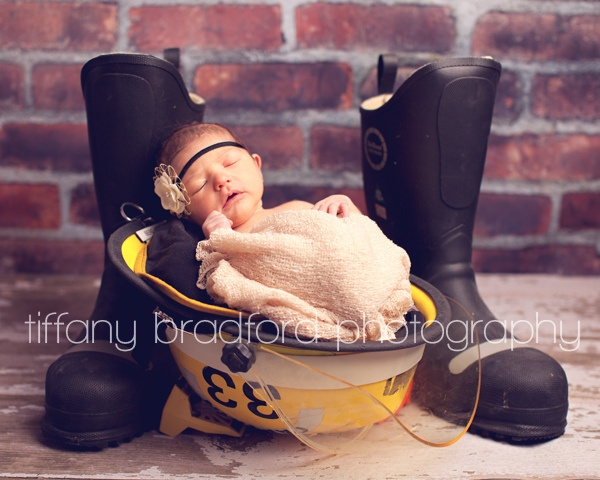 Message boards daddys little firefighter a small newborn share general photography