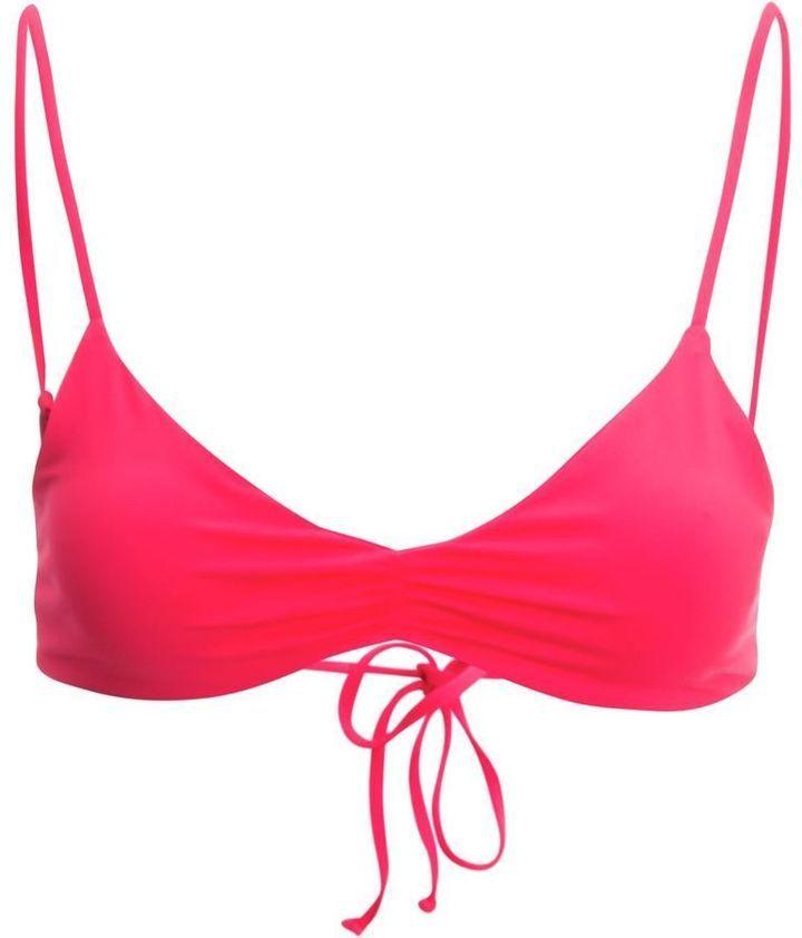 L-Space L Space Sensual Solids Haley Bikini Top