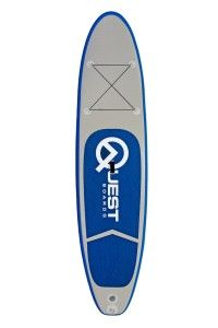 1. Quest Boards super Deluxe Inflatable Stand-Up Paddle Board – Surfboards for Sale