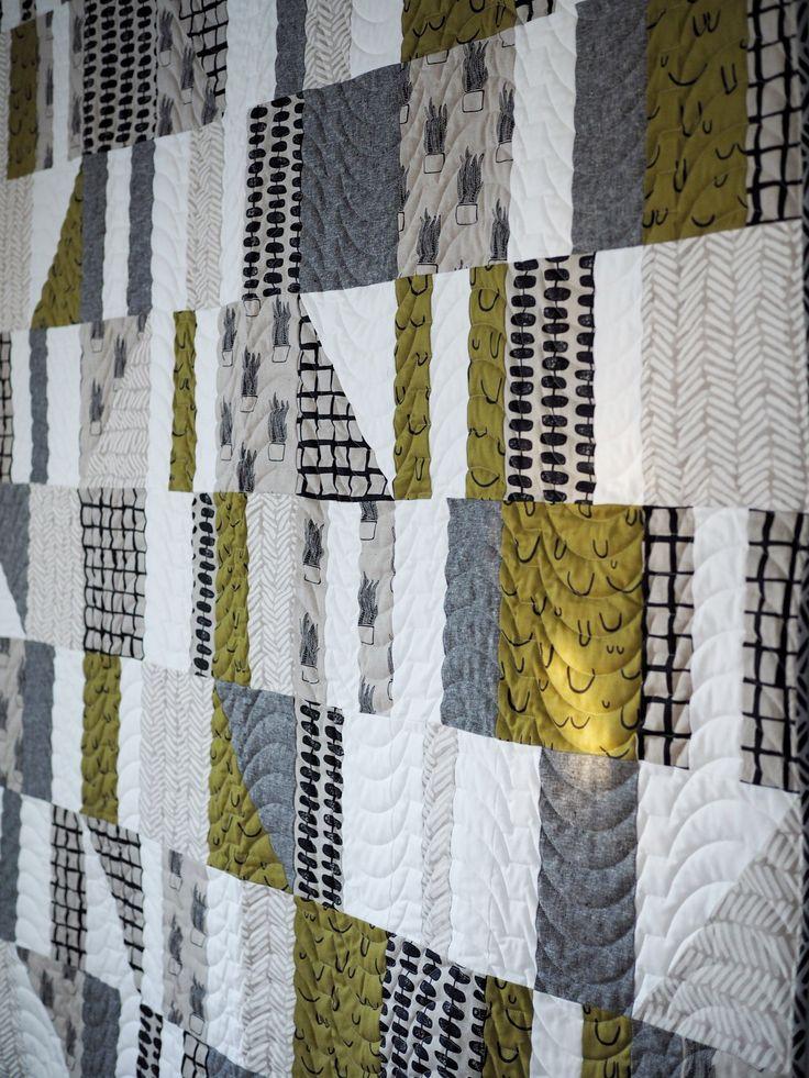 Sidewalk Chalk Quilt Pattern - PDF – Then Came June